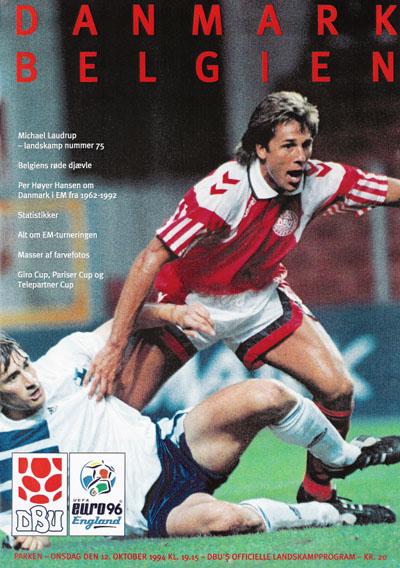 fodboldlandsholdet i 1992
